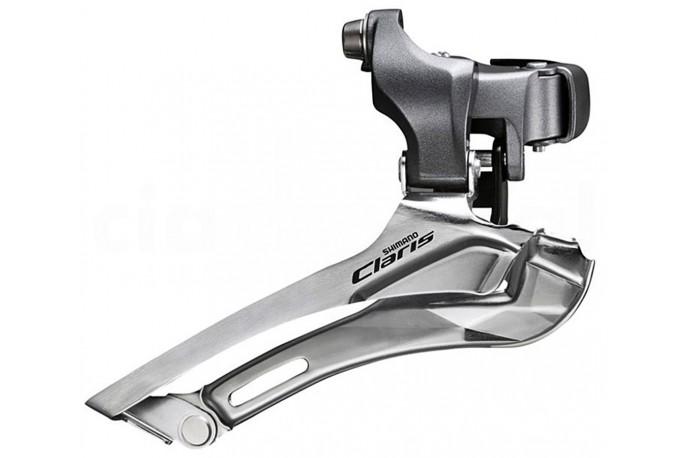Câmbio Dianteiro 31,8mm Claris FD-2400 - Shimano