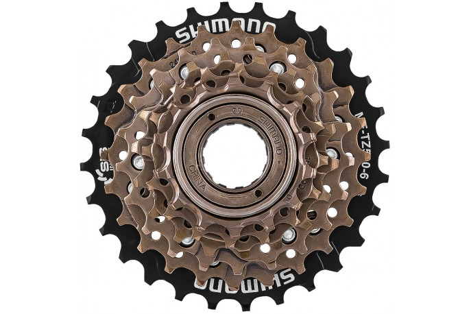 Roda Livre 6v Index 14/28D MF-TZ500 - SHIMANO