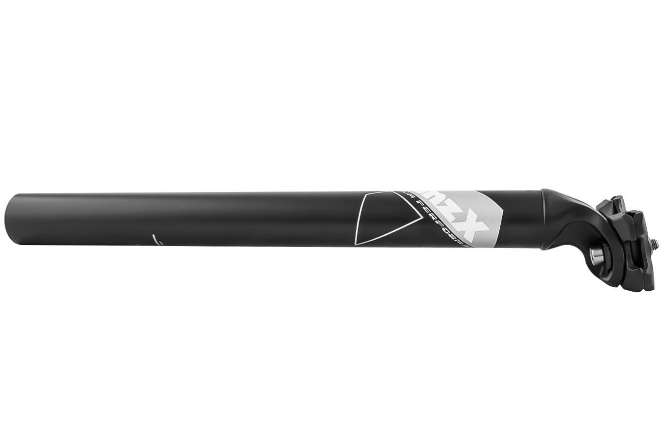 Canote do Selim Tranz-X 30,9X350MM com carrinho preto