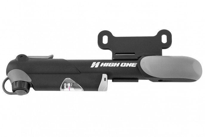 Bomba mini para bicicleta telescópica GP-61S - High One