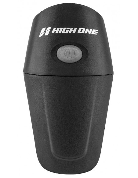 Farol USB Recarregável com LED de 1 Watt - High One