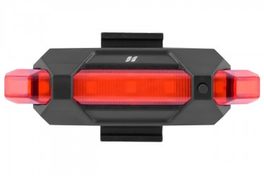 Vista Light Traseiro Recarregável USB - High One