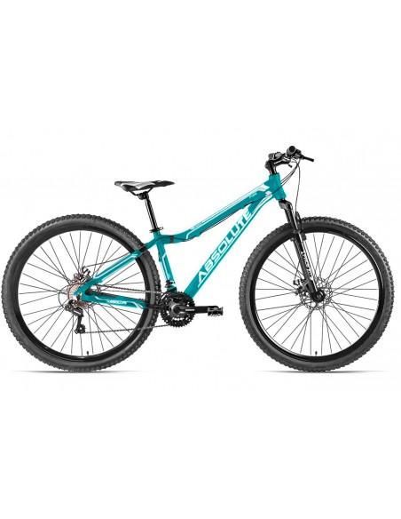 """Bicicleta 29"""" Mia 21V Freio a Disco - Absolute"""
