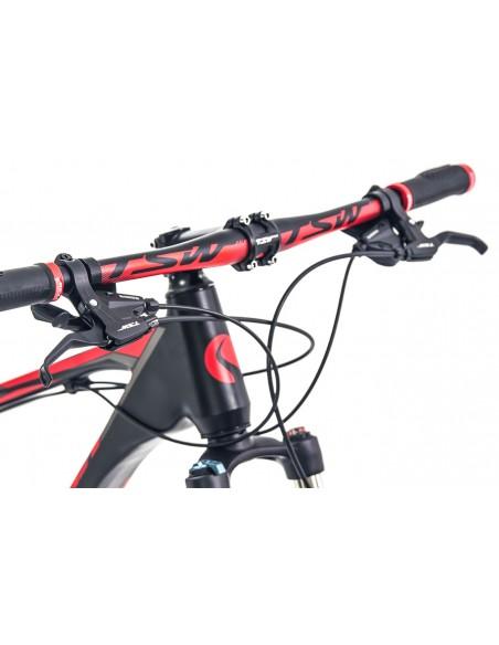 Bicicleta 29 Hunter 24V Preta/Vermelho - TSW