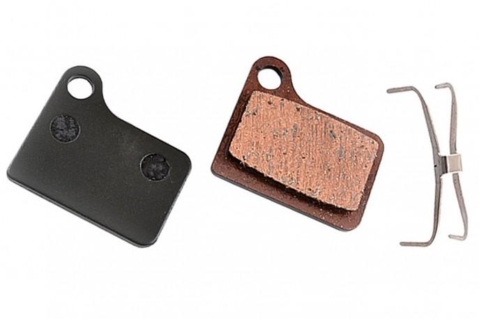 Pastilha Freio DS15 Hidráulico Deore sem Metal - Baradine