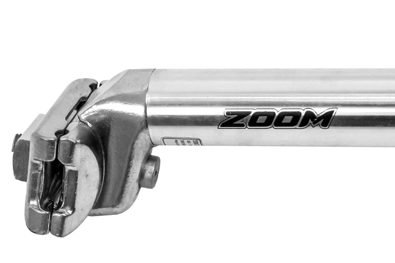 Canote Selim 26,2 x 350mm com Carrinho Polido- Zoom
