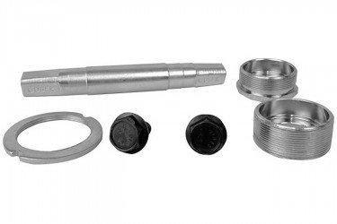 Movimento Central 34,7mm ponta quadrada com rolamento e eixo Coser