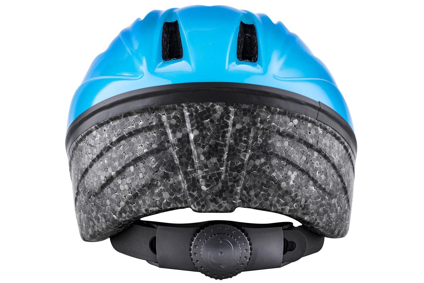 Capacete Ciclista Infantil Baby PZ-11 Azul - Corsa