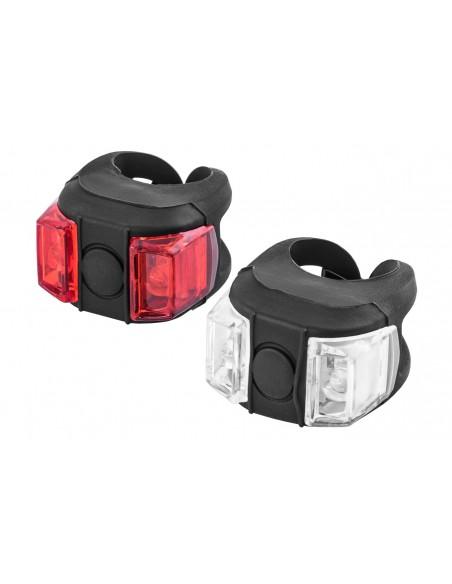 Vista Light Silicone com LEDs 3 Funções - Elleven