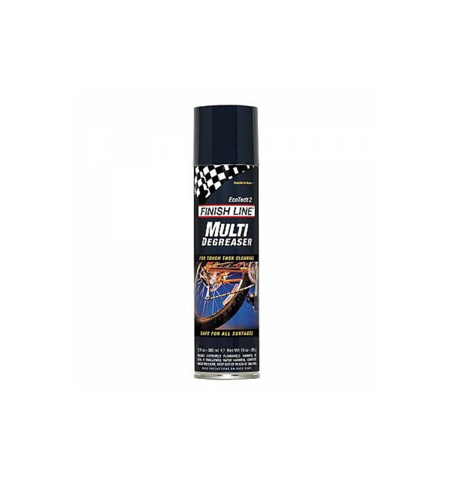 Desengraxante spray Ecotech 360ml Finish Line