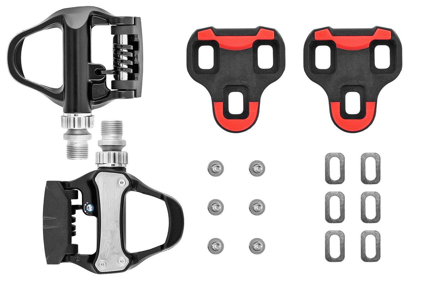 Pedal Speed RVX Selado com Tacos - Venzo