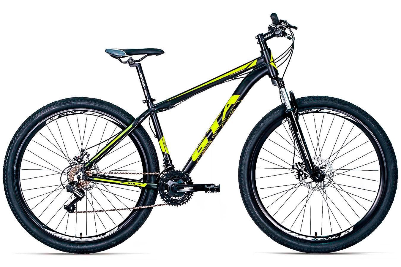 """Bicicleta 29"""" NX11 21V Freio a Disco - GTA"""