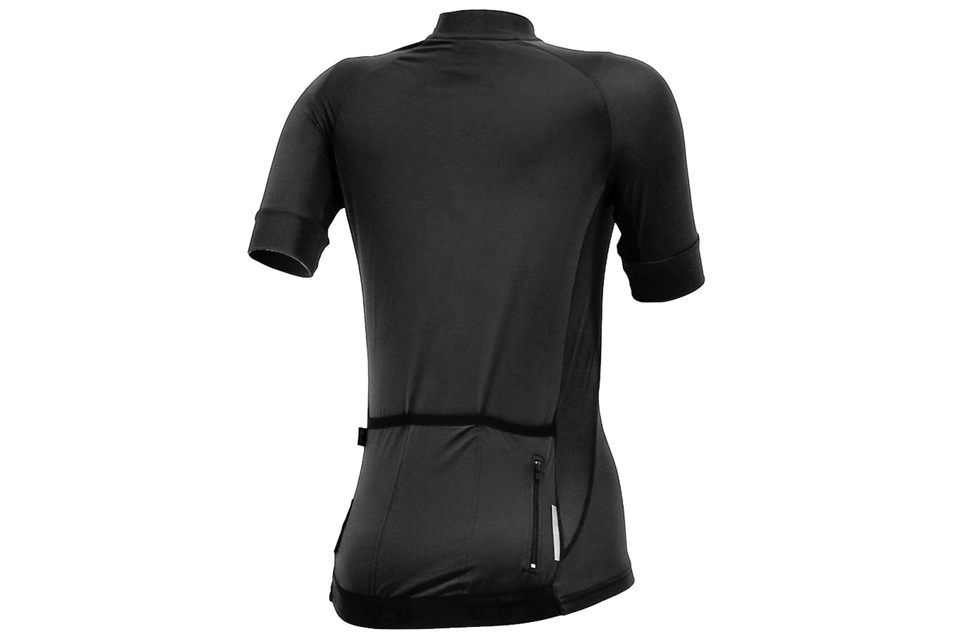 Camisa para Ciclista Feminina Ellegance All Black - Márcio May