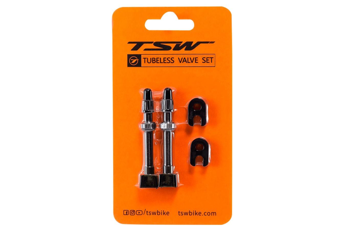 Válvulas para Rodas Tubeless com 48 mm - TSW