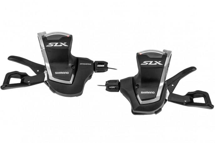 Alavanca de câmbio 2/3 x 11 velocidades SLX SL-M7000 Shimano