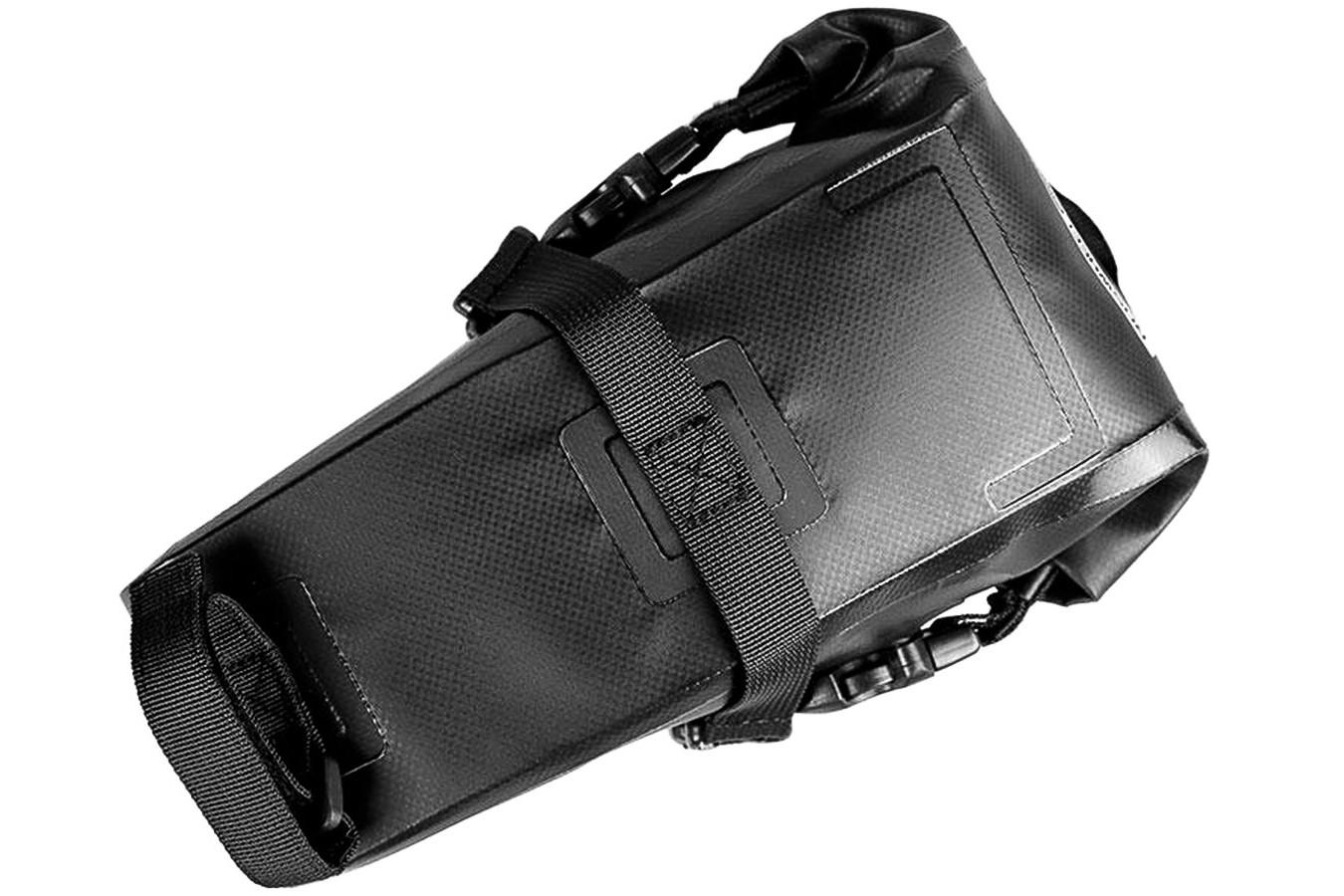 Bolsa para Selim Ajustável 1-1,5 litro impermeável PVC Roswheel