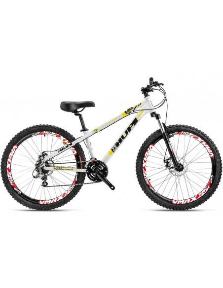 Bicicleta 26 Freeride 21v Whistler Freio a Disco- Hupi