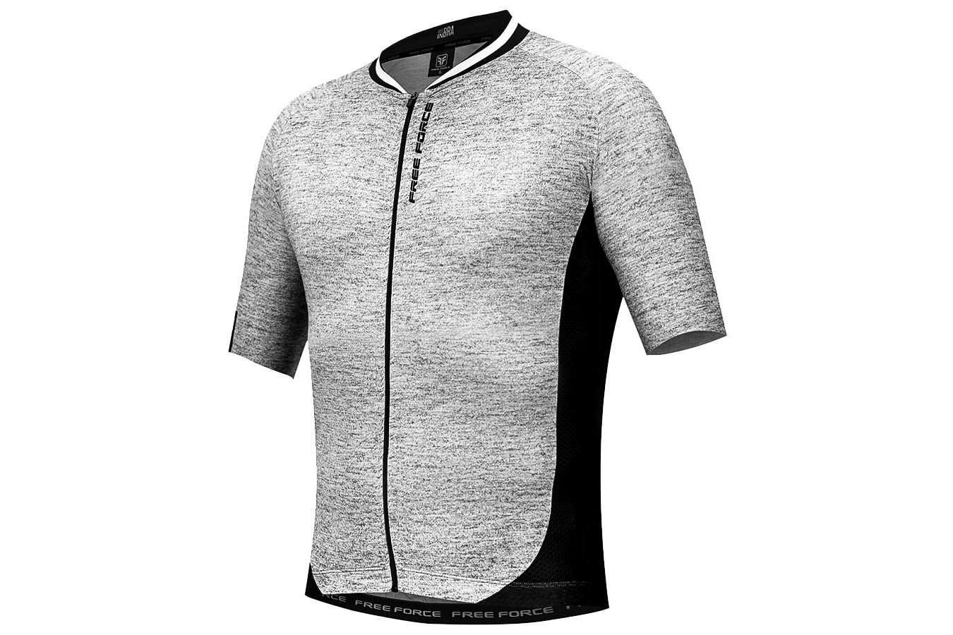 Camisa Ciclista Training Blend Mescla - Free force