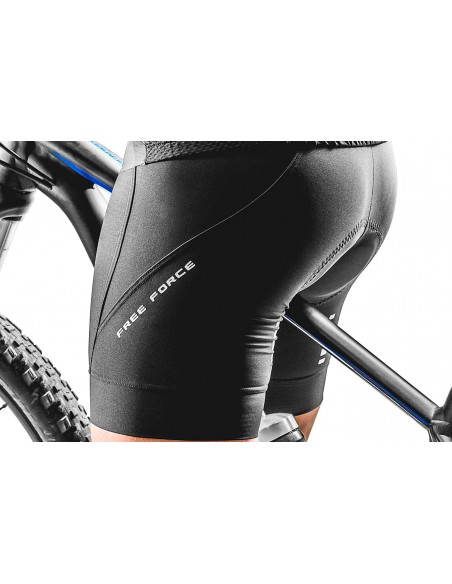 Bermuda de Ciclismo Feminina Training Gel - Free Force