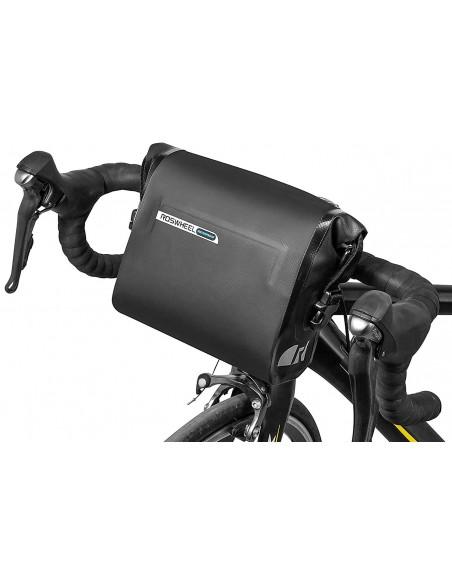 Bolsa para Guidão Impermeável de 2,5 a 3,5 litros - Roswheel