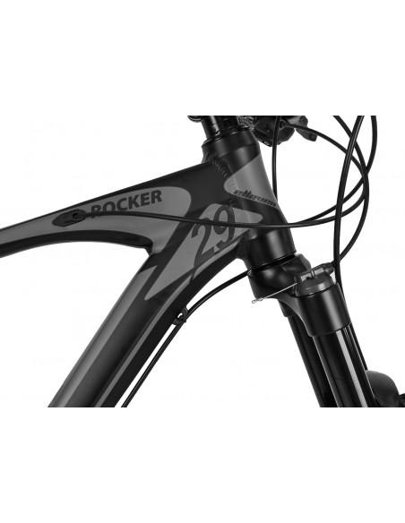 Bicicleta 29 MTB Rocker II 20V Freio Hidráulico Suspensão Ar - Elleven
