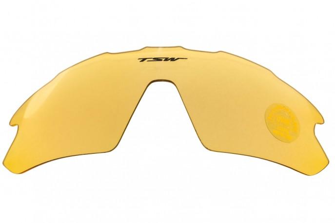 2799f543a0 Óculos para ciclistas com 3 lentes Venom com Clip para Lente de Grau - TSW