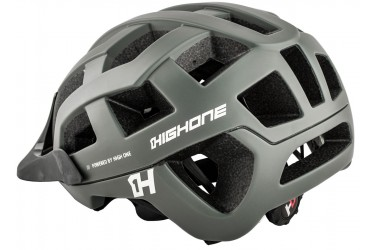 a2e947e39 ... Capacete de ciclista MTB Speed Cervix Cinza High One 2