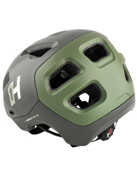 Capacete de ciclista Enduro HeadPro High One
