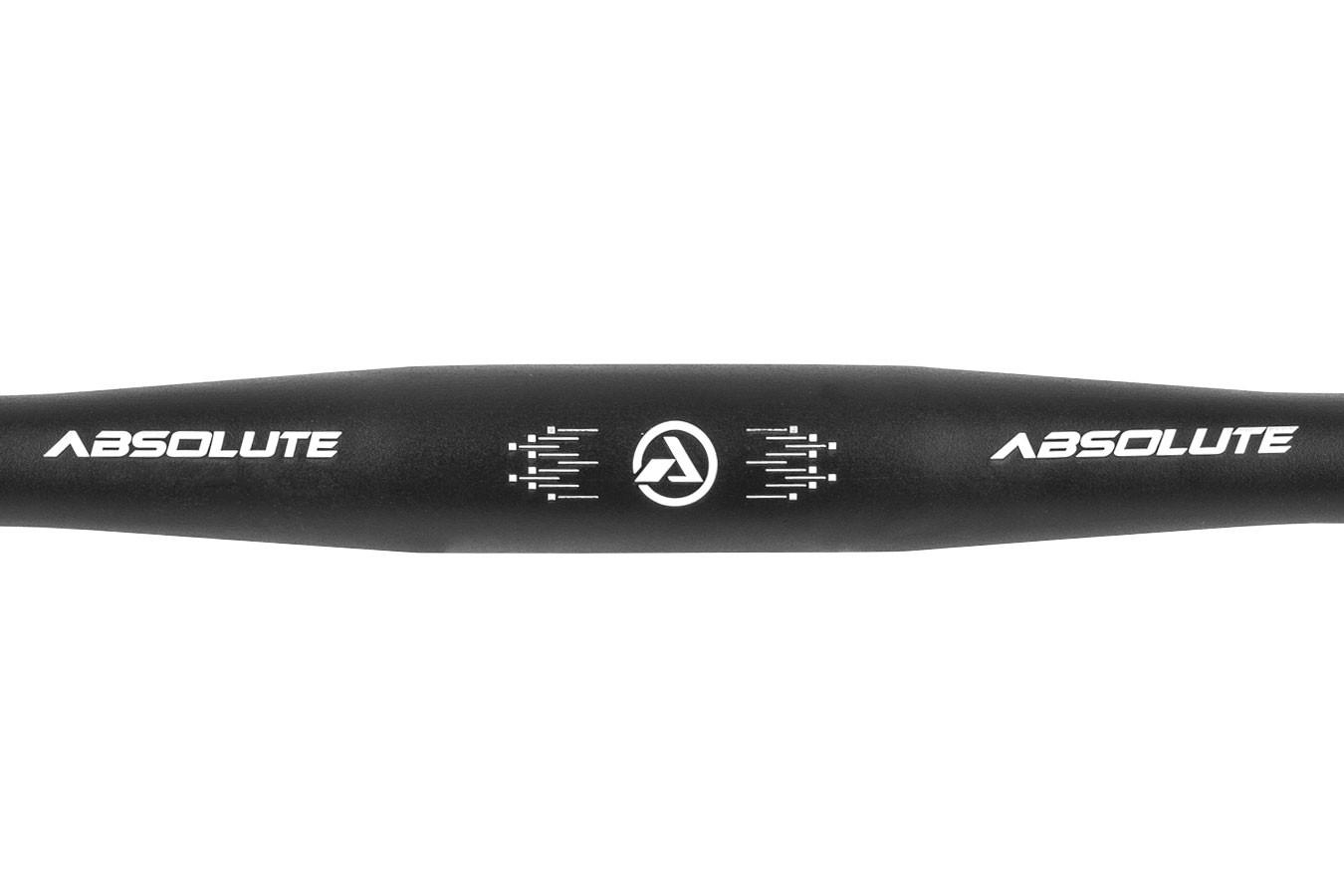 Guidão 31,8 x 720 mm HB-001 Backsweep de 2° - Absolute