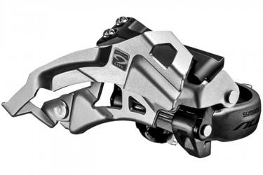Câmbio Dianteiro Alivio FD-M4000 Dual Pull Top Swing - Shimano