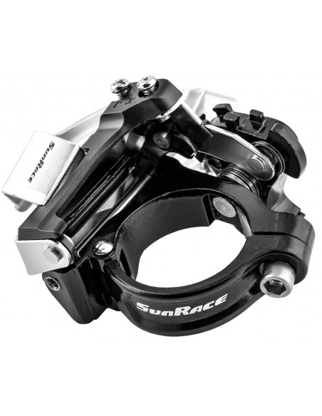 Câmbio Dianteiro 2x10 Dual SR-MS66 31,8 / 34,9 - Sun Race