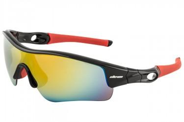 Óculos de Ciclista Mask Lente Multicolor Polarizada UV400 - Elleven