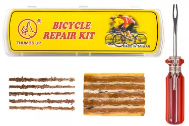 Kit de Reparo Tubeless com Aplicador - Thumbs Up