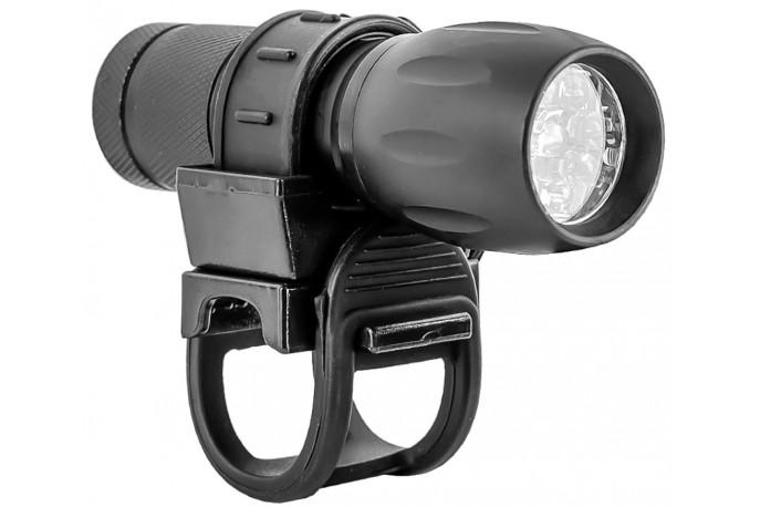 Kit Farol + Vista Light 9 LEDs Alumínio - Elleven