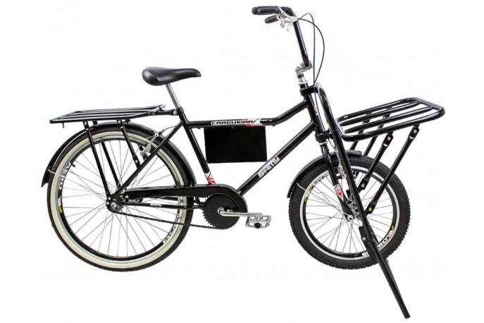 Bicicleta 26 Cargueira Aro Aero - Sami