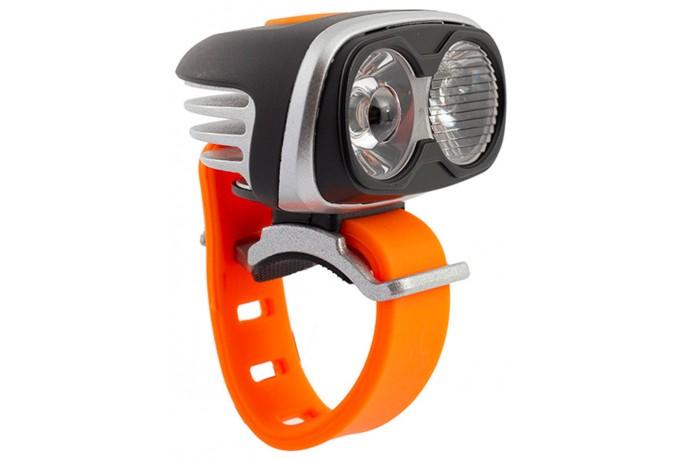 Farol Recarregável Duplo 1200 Lúmens 2 LEDs Cree - X-plore