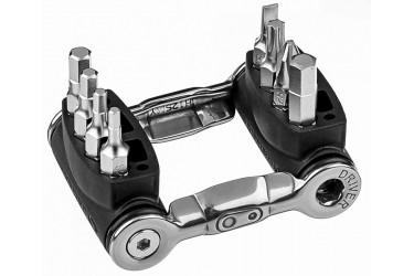 Kit Ferramentas Bike Canivete 8 funções B8 - Crank Brothers