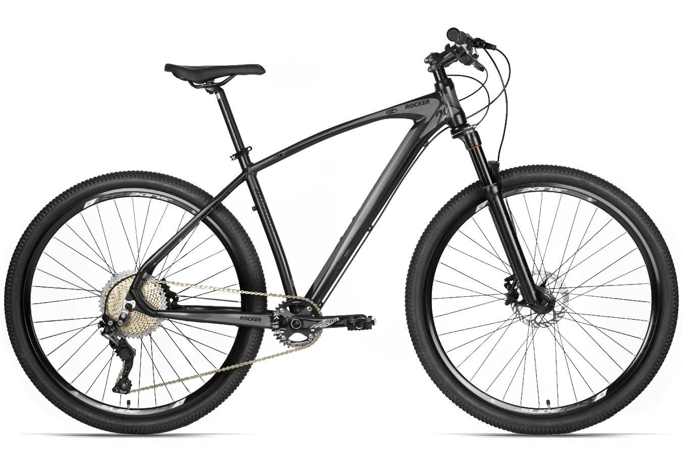 Bicicleta 29 MTB Rocker II SLX 11V Freio Hidráulico Suspensão Ar - Elleven