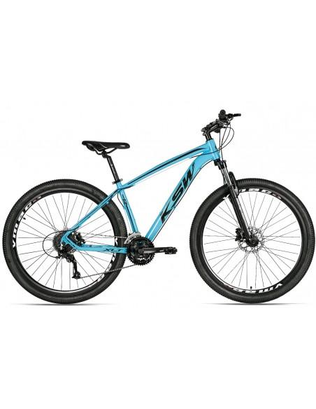 Bicicleta 29 MTB 27v Veloforce Disco Hidráulico - KSW