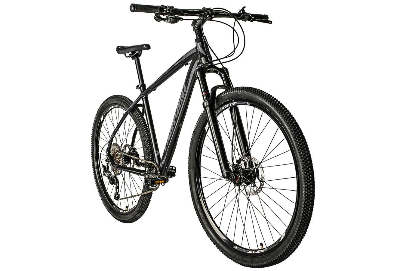 Bicicleta 29 MTB Bullet SLX 11V Freio Hidráulico Suspensão Ar - Elleven