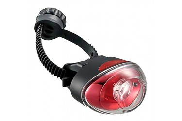 Vista Light Traseiro com 1 LED LD 611- CatEye