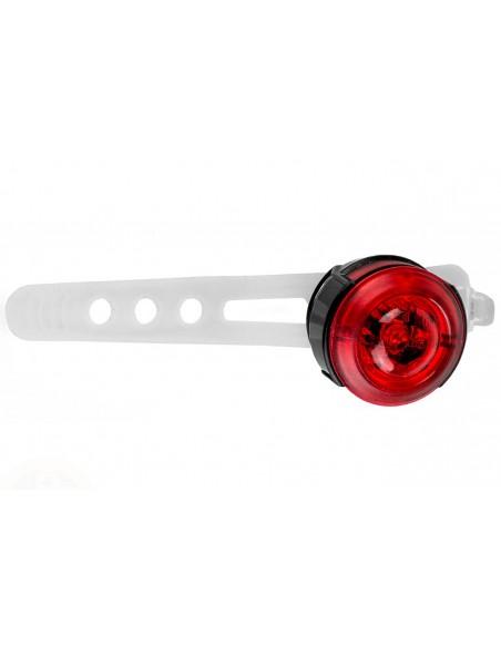 Vista Light Traseiro Recarregável USB QL-LM005 - Q-Lite