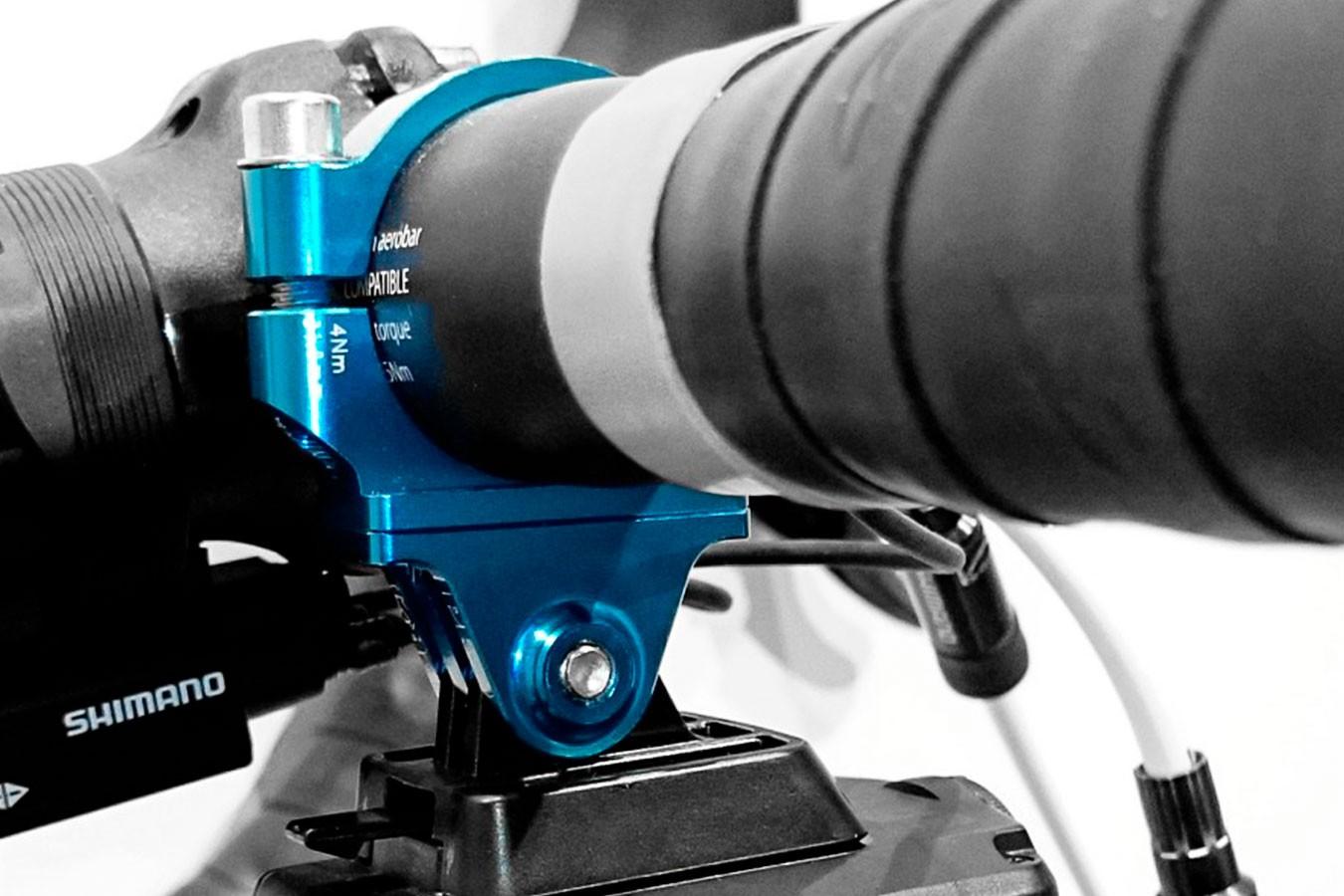 Suporte para Câmera para Guidões  31,8mm - Pro