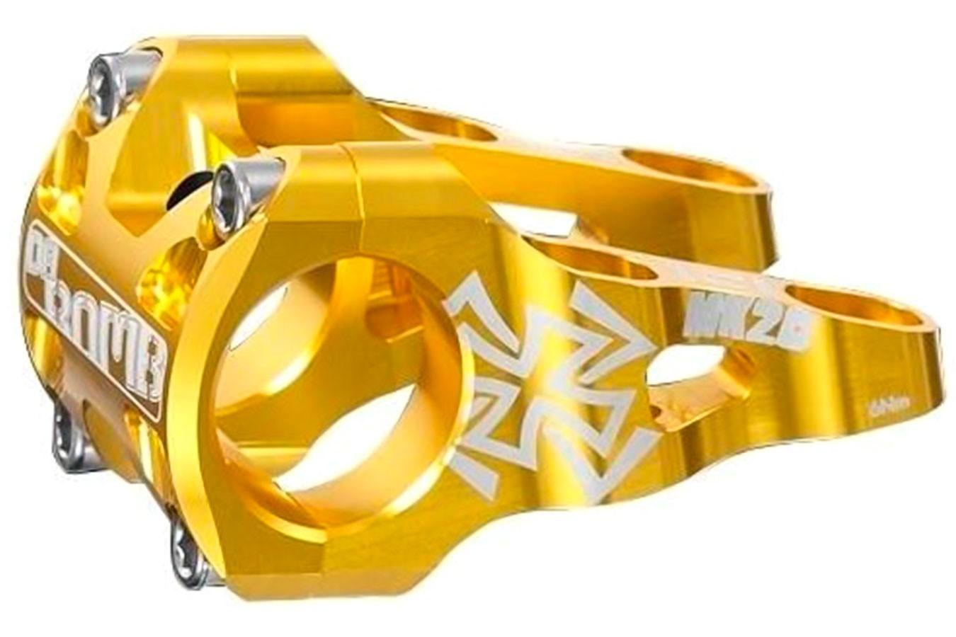 Suporte Guidão para suspensão Double Crown Da Bomb MK20 dourado