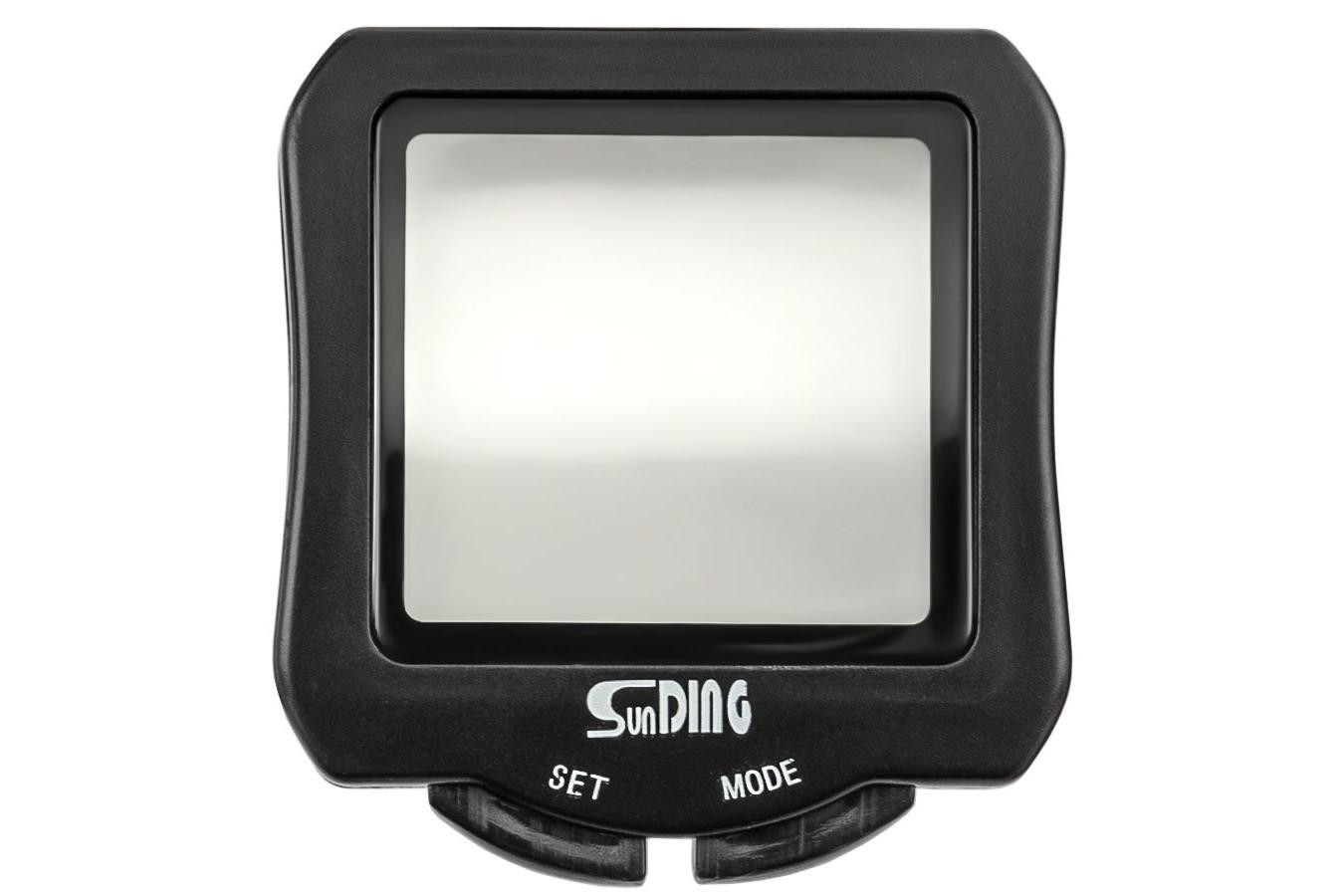 Ciclocomputador com Fio 30 Funções SD-570 com Backlight - Sunding