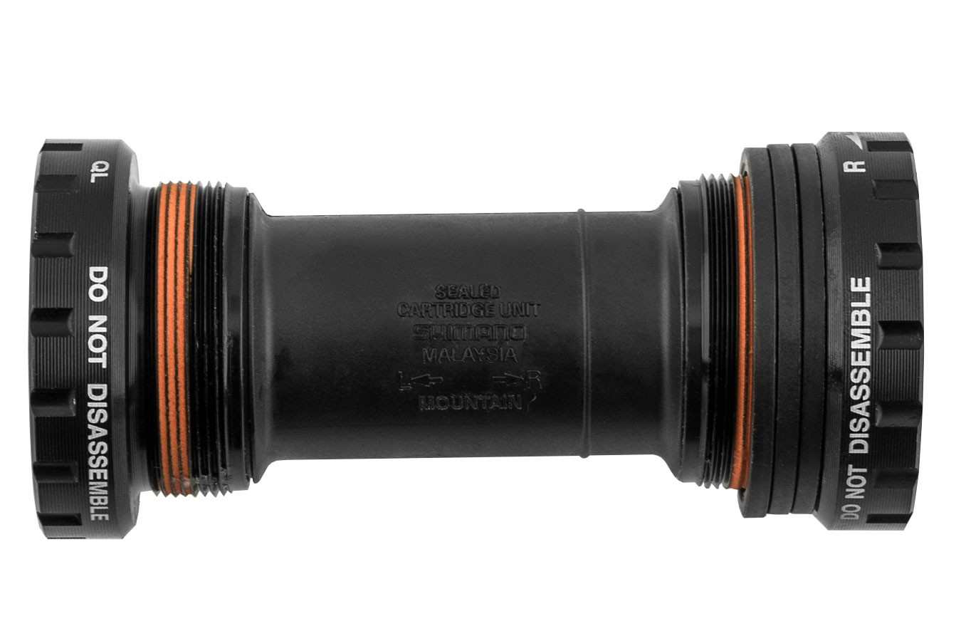 Pedivela 22/30/40 Altus 9v FC-MT210 175mm com centro integrado Shimano