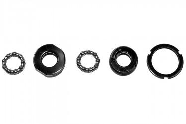 Movimento Central 34,7 mm Sem Eixo (5 peças) Preto XL-505 - Paco