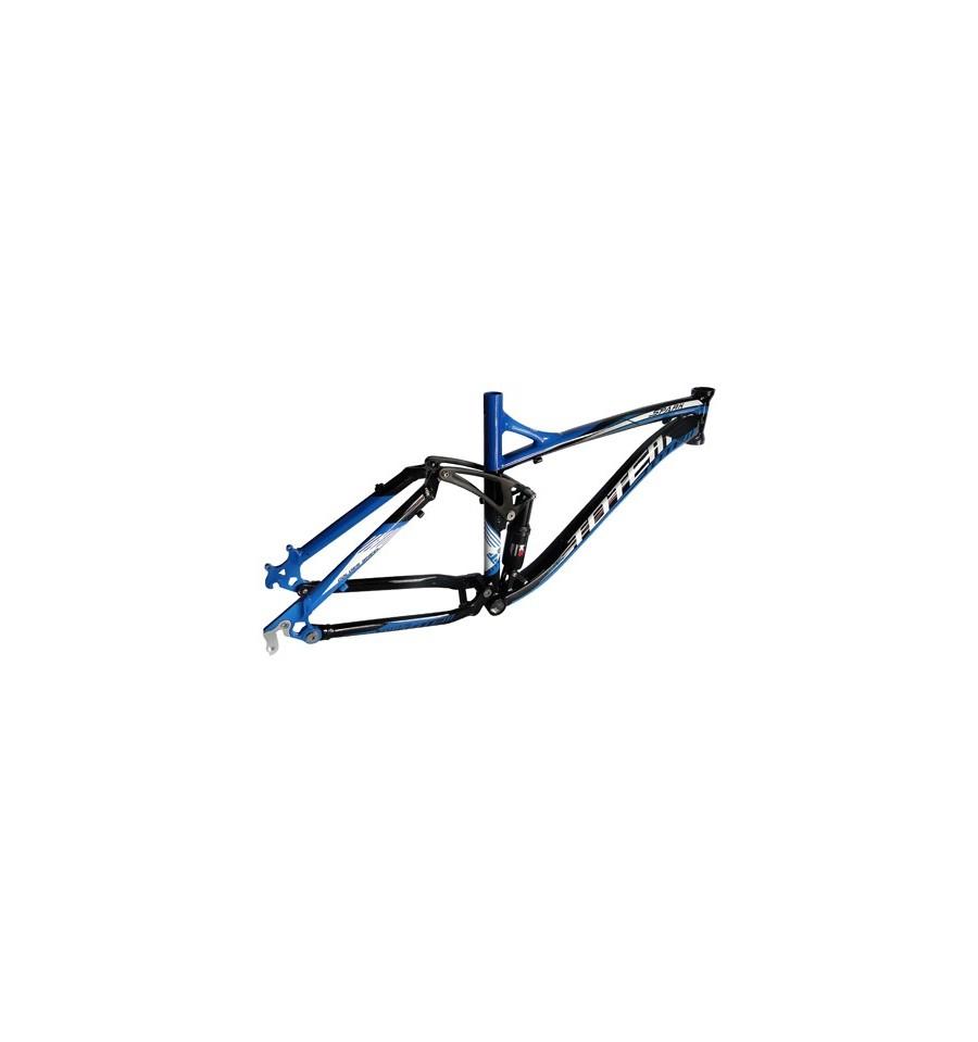 Quadro 26 MTB Full-Suspension Spark Totem GW-11B101 Alumínio Azul