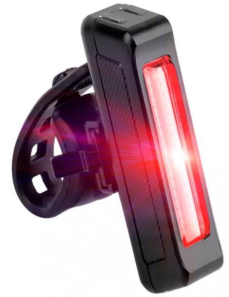 Vista Light Traseiro Recarregável USB 100 lúmens Cometa - LL