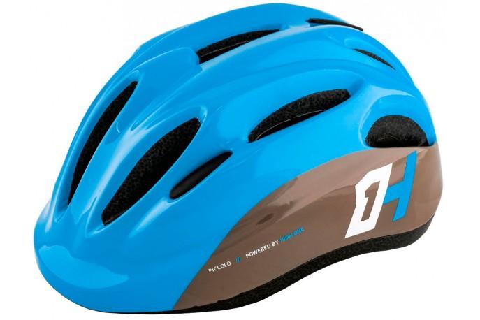 Capacete de ciclista infantil Piccolo Azul High One